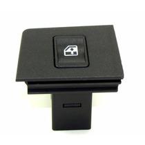 Botão Interruptor Vidro Elétrico Fiat Uno Simples Ambar