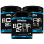 Combo Bcaa Em Pó 2:1:1 - 630g - Atlhetica Nutrition
