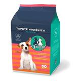 Tapete Higiênico Para Cães C/ 30 Unidades 80x60cm Cachorro
