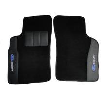 Ford Escort Europeu - Jogo Tapete Personalizado Carpet Preto