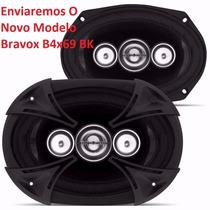 6x9 Bravox 250rms Par Carro Auto Kit Falante