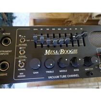 Mesa Boogie - Amplificador P/ Baixo M2000 Pré Valvulado
