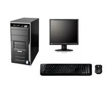 Cpu Completa Core 2 Duo E8400 3.0 4gb  Hd 500  Monitor 17