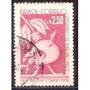 Selo Brasil,cent.ribeirão Preto 1957,usado.ver Descrição.