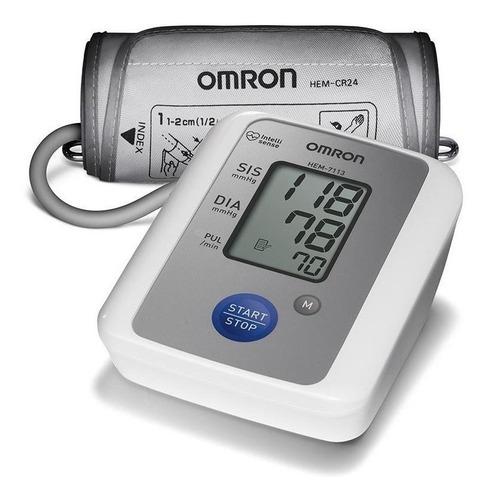 Medidor De Pressão Arterial Digital Omron Hem-7113