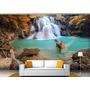 Papel De Parede Cachoeiras Paisagens Diversas Imagens - M²