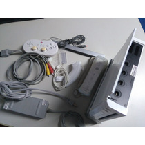 Console Nintendo Wii Destrave No Drive Interno Completo!