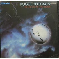 Roger Hodgson Lp Vinil In The Eye Of The Storm 1984 Encarte