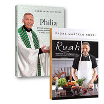 Livro Ruah E Philia Padre Marcelo Rossi