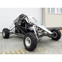 Projeto Kart Cross - Gaiola - Buggy - Edge Barracuda