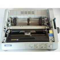 Impressora Matricial Epson Fx-890 Fx 890 Fx890 Sem As Tampas