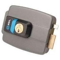 Fechadura Eletrônica Hdl C90 Cinzacom Botao 90.01.03.036 12v