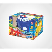 Carrinho Motion Car Interativo Original Lider
