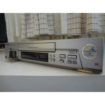 Vídeo Cassete Panasonic Nv-sj405 Em Excelente Estado.