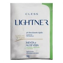 Lightner Pó Descolorante Rápido - Menta E Aloe Vera 50g