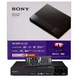 Dvd Blu-ray Sony S6700 4k Bluetooth-usb-hdmi Preto