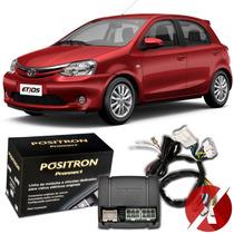 Positron Pronnect 440 Dedicado Etios Até 2014 4p 012486000