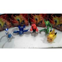 Coleção Pokémon Completa Mc Lanche Feliz 2016 Pikachu