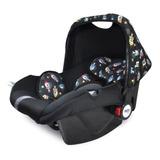 Bebê Conforto Maxi Baby Double Face Space Rocket Preto