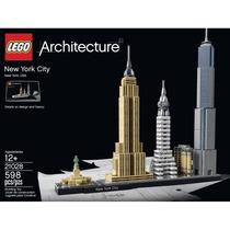 Lego 21028 - Lego Architecture - Cidade De Nova Iorque