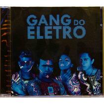 Cd Gang Do Eletro Novo Lacrado