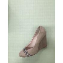 Sapato Anabela Beira Rio Conforto