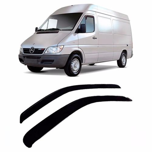 Calha Defletor Chuva Renault Master 02 / 15 Iveco Daily 08 / 15