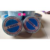 Fita Adesiva Azul 3 Metros Para Prótese Capilar E Mega Hair!
