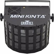 Led Tek Mini Kinta Chauvet Multi Raio De Sol Quad Derby Nf-e