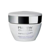Avon Renew Creme Facial Efeito Lifting Para Rosto E Pescoço
