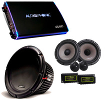 Kit Pro Audiophonic C/ Club 800.4 + C1-10d2 + Ks6.2