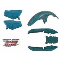 Kit Carenagem Cg Titan 125 95 96 97 98 99 00 Com Adesivos