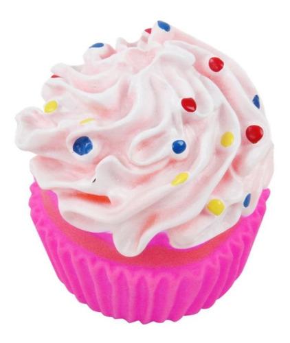 Brinquedo De Vinil Cupcake Para Cachorro Pawise