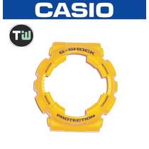 Capa/bezel Original G-shock Casio Ga-100 Amarelo