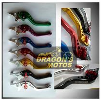 Manete Xr200 Regulagem Kit Embreagem E Freio A Disco Xr 200