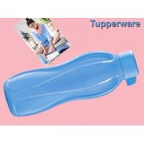 Tupperware Vazilha Garrafa Eco Tupper Azul 500ml