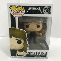 Funko Pop! Rocks: Metallica - Lars Ulrich #58