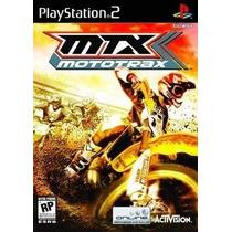 Mtx Mototrax Ps2 Patch - Promoção!!!