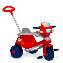 Triciclo Infantil Bandeirantes Velobaby Vm Az Rs 203 206 207