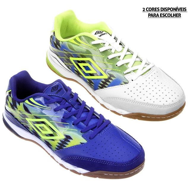 8da36e87cabdd Chuteira Futsal Umbro Id Pro 2 Falcão - 109272