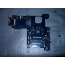 Placa Mãe Original Notebook Samsung Np275e4e Ba41-02239a Nov