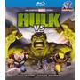 Filme Blu-ray - Hulk Vs Thor E Wolverine - Lacrado