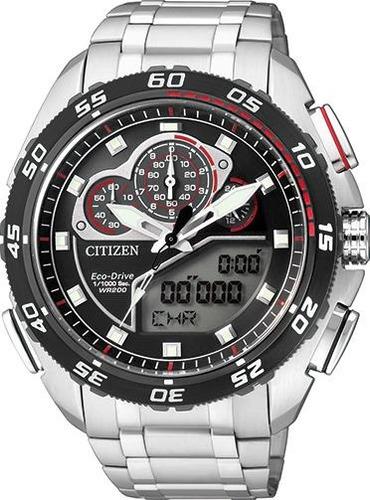 91e23c59e30 Relógio Masculino Citizen Eco Drive Promaster Terra Tz10119t