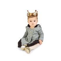 Vestido Infantil Malha Criança - Menina - Manga Longa - Luxo