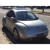 Volkswagen New Beetle 2.0 2001 Automático + Teto Solar