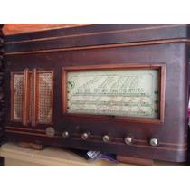 Radiola Antiga Década De 50 Da Augustus