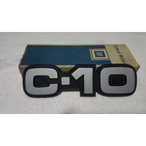 Emblema C 10 Peça Nova Original Gm