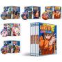 Blu Ray Naruto Classico - Coleçao Completa