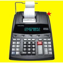 Calculadora Profissional Pr 4000 12d Visor Extra Grde Bivolt