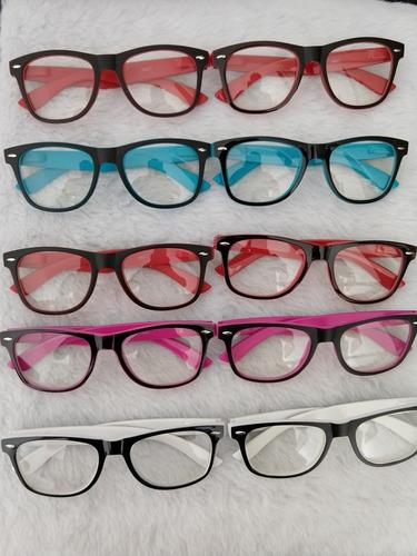 cb1b8d605a010 Kit 100 Armações Oculos Atacado Receituario Barato Injetado